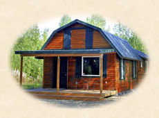 Talkeetna Denali View Cabins